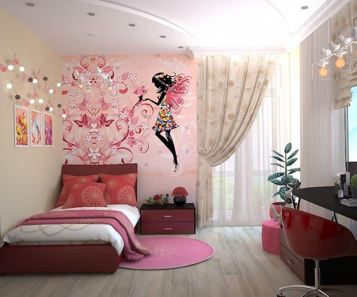 Updating Your Kids Bedroom on a Shoestring Budget