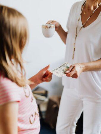 good money role modelling