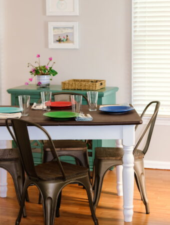 best metal dining chairs