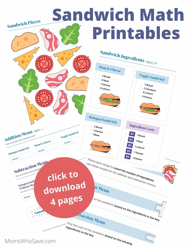 Picnic Printables for a Back-To-School Refresh