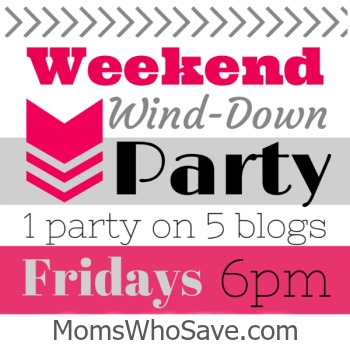 Grab button for Weekend Wind-Down Party